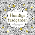 Bild på Hemliga Trädgården - En skattjakt i målarboken
