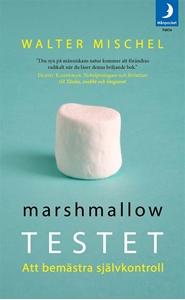 Bild på Marshmallowtestet : att bemästra självkontroll
