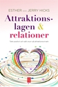 Bild på Attraktionslagen & relationer : tänkt positivt och sätt snurr på attraktionsvirveln