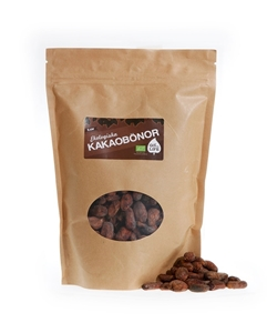 Bild på Kakaobönor (vikt: 240g)