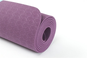 Bild på ELEMENTS eko yoga mat 4 mm SYREN