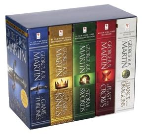 Bild på Game of Thrones, 5 vol box