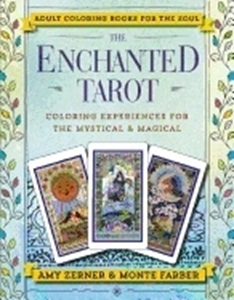 Bild på Enchanted tarot - coloring experiences for the mystical and magical