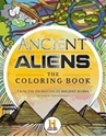 Bild på Ancient aliens (tm) - the coloring book