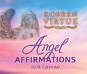Bild på Angel Affirmations 2018 Calendar