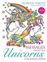 Bild på Messages from the Unicorns Colouring Book