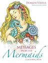 Bild på Messages from the Mermaids Colouring Book