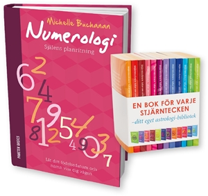 Bild på Numerologi + Astrobox