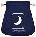 Bild på Llewellyn Velvet Tarot Bag