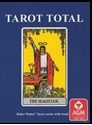 Bild på Tarot Total: Rider-Waite Tarot [With Book]