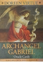 Bild på Archangel Gabriel Oracle Cards
