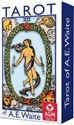Bild på A.E. Waite Tarot Pocket Blue Edition