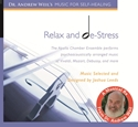 Bild på Relax And De-Stress (Music For Self-Healing Series): The Apollo Chamber Orchestra Performs The Msuic