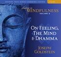 Bild på Feelings and the mind