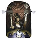 Bild på Steampunk High Priestess Satin Tarot Bag