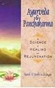 Bild på Ayurveda And Panchakarma: The Science Of Healing & Rejuvenat