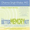 Bild på Better memory kit - a practical guide to the prevention and reversal of mem