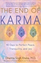 Bild på The End of Karma: 40 Days to Perfect Peace, Tranquility, and Joy