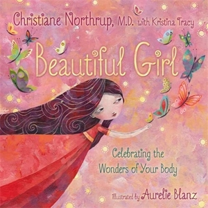 Bild på Beautiful girl - celebrating the wonders of your body
