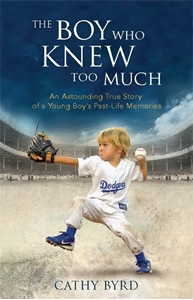 Bild på Boy who knew too much - an astounding true story of a young boys past-life