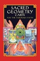 Bild på Sacred Geometry Cards For The Visionary Path (64-Card Deck & Book)