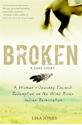 Bild på Broken: a love story - a womans journey toward redemption on the wind river