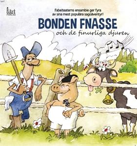 Bild på Bonden Fnasse : och de finurliga djuren