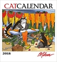 Bild på Kliban/Catcalendar 2018 Wall Calendar