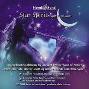 Bild på Star Spirits with Hemi Sync [CD]