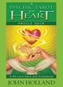 Bild på Psychic tarot for the heart oracle deck