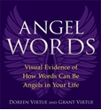 Bild på Angel words - visual evidence of how words can be angels in your life
