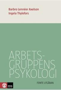 Bild på Arbetsgruppens psykologi 5:e utgåvan