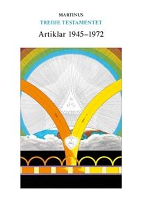 Bild på Artiklar 1945-1972