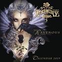 Bild på Alchemy 1977 Gothic 2019 Calendar