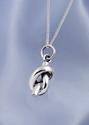 Bild på Halsband med Kärleksknuten