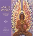 Bild på Angel Wings : An Oracle Book of Love, Light & Healing