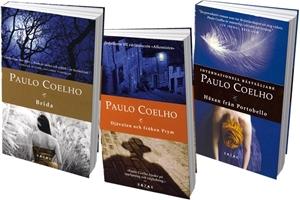 Bild på Coelho 3 pocketböcker