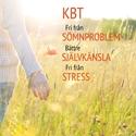 Bild på KBT - kognitiv beteendeterapi