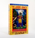 Bild på Anubis Oracle: A Journey Into The Shamanic Mysteries Of Egypt (35-Card Deck & Book)