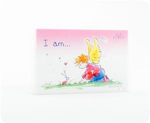 Bild på I Am... Children's Angel Cards Card Deck