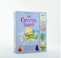 Bild på Crystal Tarot: An Inspirational Book & Full Deck Of 78 Tarot Cards