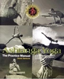 Bild på Ashtanga yoga - the practice manual