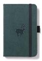 Bild på Dingbats* Wildlife A6 Pocket Green Deer Notebook