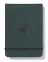 Bild på Dingbats* Wildlife A6+ Reporter Green Deer Notebook