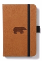 Bild på Dingbats* Wildlife A6 Pocket Brown Bear Notebook