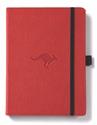Bild på Dingbats* Wildlife A5+ Red Kangaroo Notebook