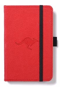 Bild på Dingbats* Wildlife A6 Pocket Red Kangaroo Notebook