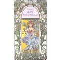 Bild på Art Nouveau Tarot
