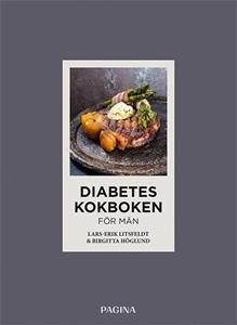 Bild på Diabeteskokboken för män