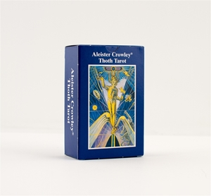 Bild på Aleister Crowley Thoth Tarot - Pocket